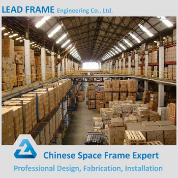 Low Cost Steel Warehouse Construction Metal Building #1 image