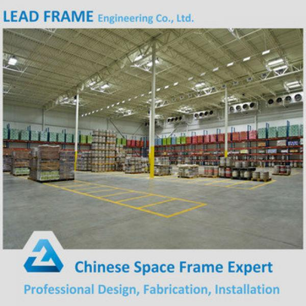 Cheap Prefabricated Light Warehouse Building Made in China #1 image
