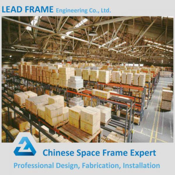 Steel Metal Roof of Prefab Warehouse for Sale #1 image