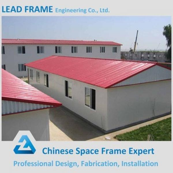 easy assemble prefabricated steel construction factory building warehouse #1 image