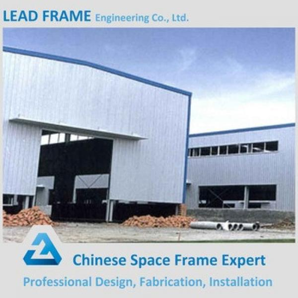 long span steel structure space frame for warehouse #1 image