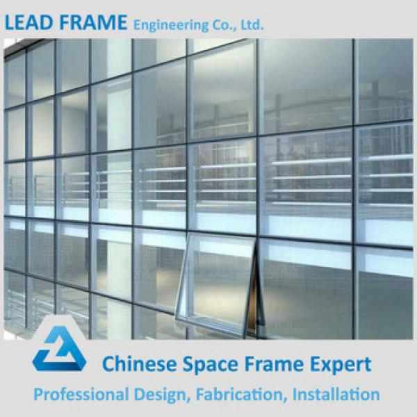 Nice Price Commercial Building Glass Curtain Wall With ISO #1 image