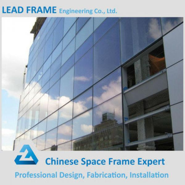 Art Effect Decorative Reflection Factory Direct Glass Curtain Wall #1 image