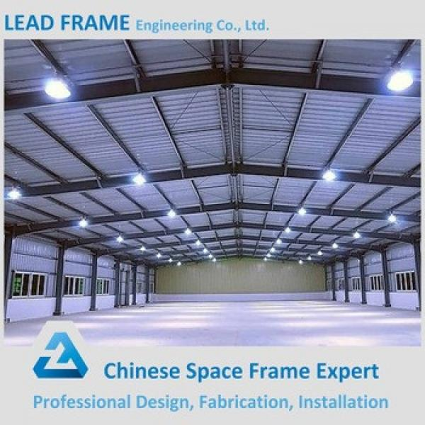 Wind Resistance Galvanized Steel Roof Beam for Building #1 image