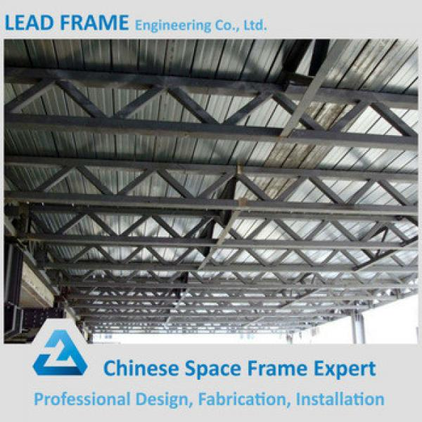 Prefabricated Steel Roof Trusses for Industrial Building #1 image