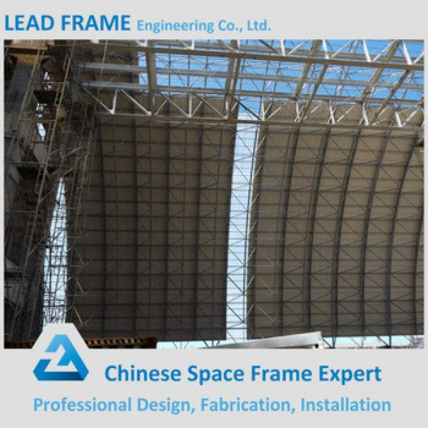 Light Space Frame Longitudinal Coal Storage with Lost Cost #1 image