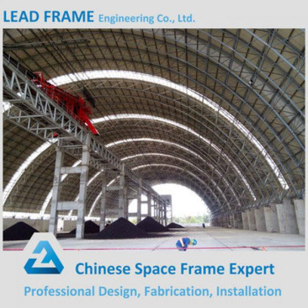Prefabricated design Stainless prefab steel shed #1 image