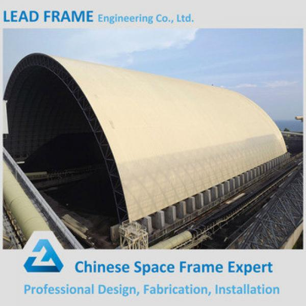 Light Weight Galvanized Steel Structure Single Layer Space Frame #1 image