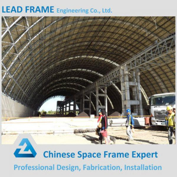 Steel Roof Construction Space Frame and Structure Truss System #1 image