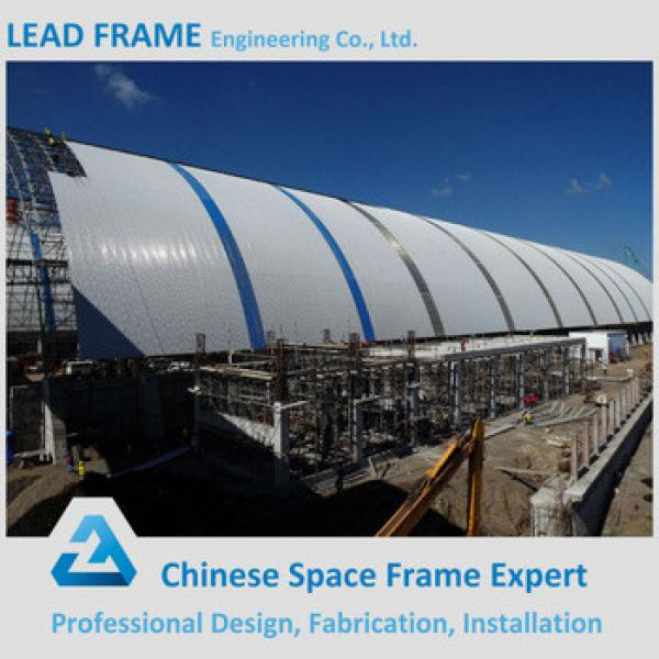Prefabricated Steel Buildings Roofing Shed for Coal Yard #1 image