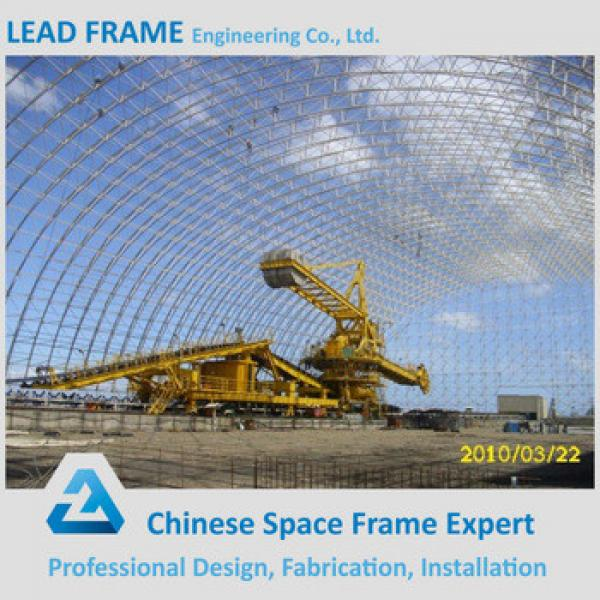 Famous Manufacturer LF Steel Framing Coal Storage 10MW Power Plant #1 image