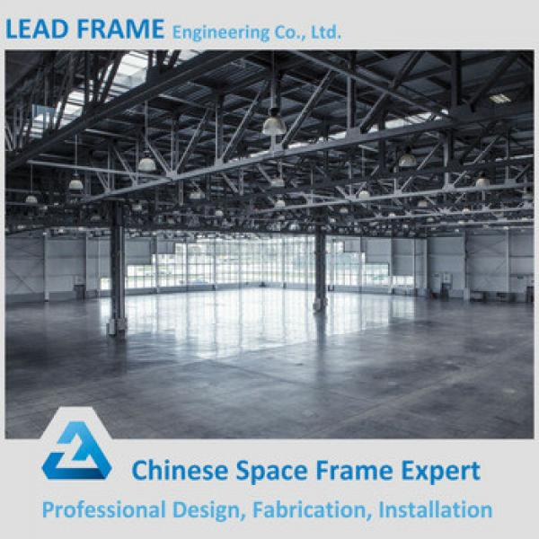 Designed By Chinese Manufacture LF Steel Structure Warehouse With Competitive Price #1 image