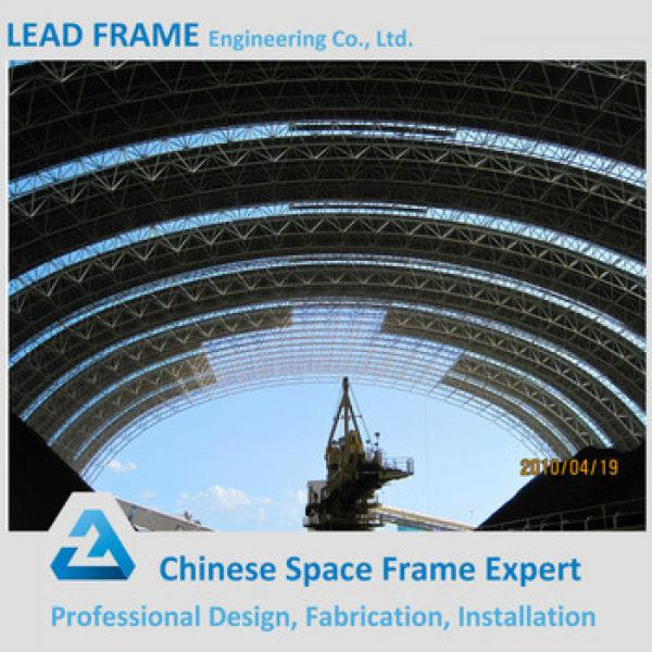 Large Span High Rise Steel Prefabricated Steel Shed #1 image