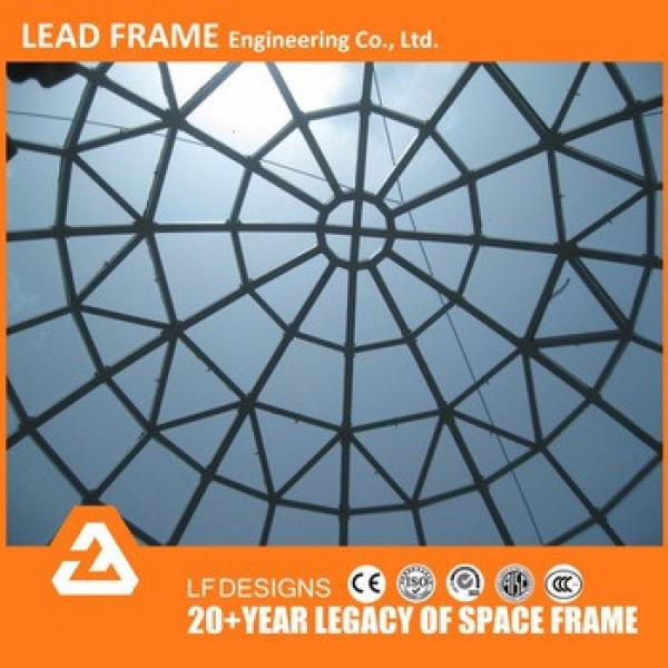 China Supply Space frame glass roof construction #1 image