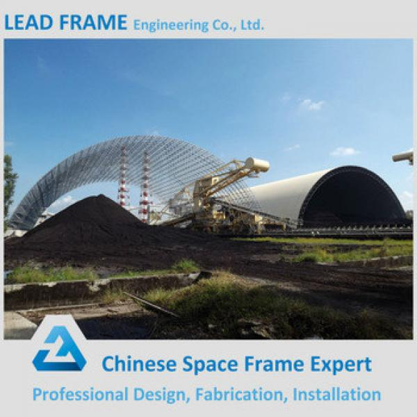 Prefabricated Space Frame Parts For Steel Buildings #1 image