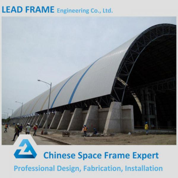 Building Construction Prefabricated Steel Metal Structural Coal Steel Shed #1 image