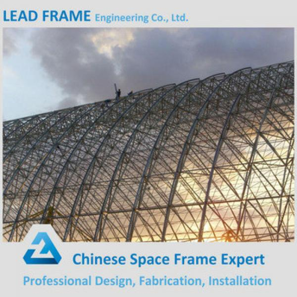 Light Weight Welded Steel Space Frame Parts For Metal Roof #1 image