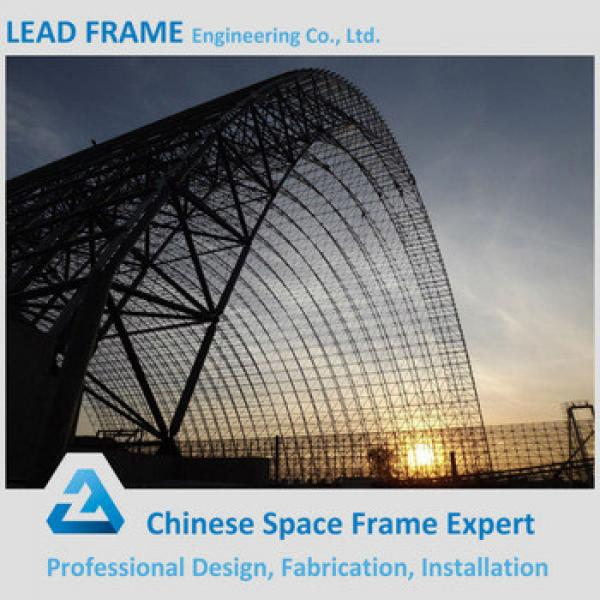 Space Framing Coal Storage Power Plant Project In Philippines #1 image