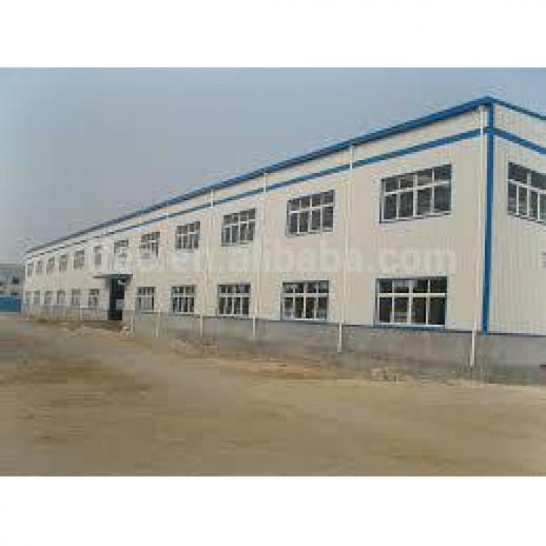 Hot Sale Steel Structure Squre Truss Roofing Industrial Warehouse #1 image