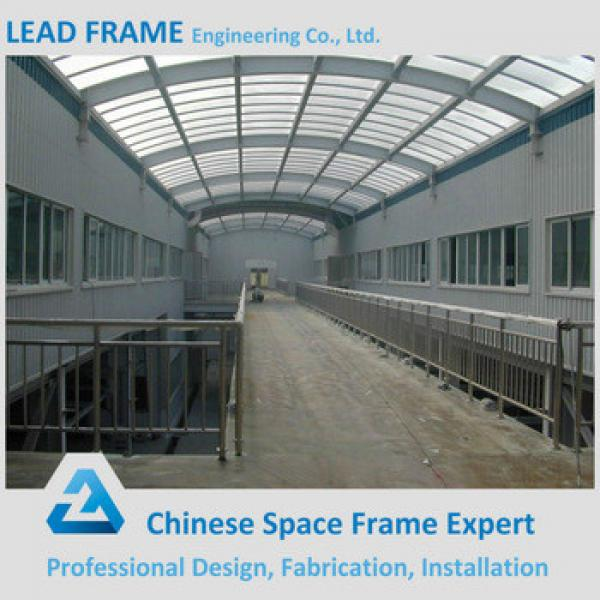 economical prefabricated steel construction factory building warehouse #1 image