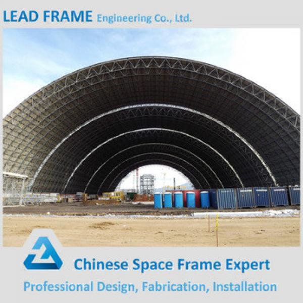 China Factory Space Frame Coal Power Plant Metal Building Construction #1 image