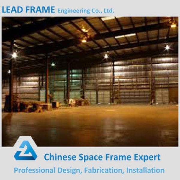 steel structure warehouse drawings with Trade Assurance #1 image