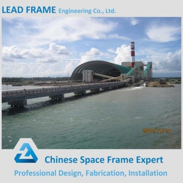 Prefabricated steel building Space Frame Structure coal power plant for sale #1 image