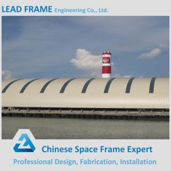 Galvanized steel coal storage bin #1 image