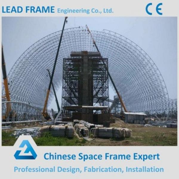 Xuzhou LF Steel Structure Space Frame Roof Framing #1 image