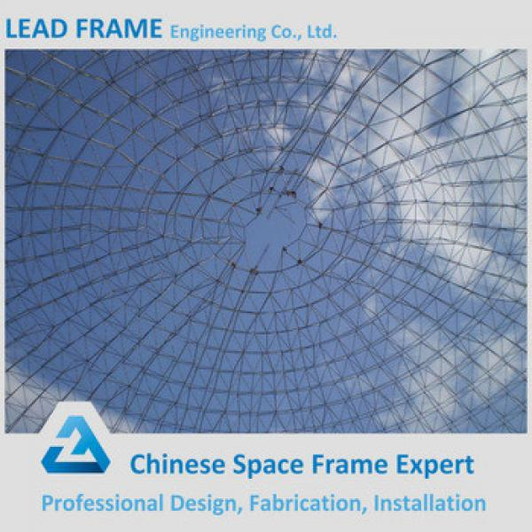 Prefabricated Space Frame Roofing with Excellent Wind Resistant #1 image