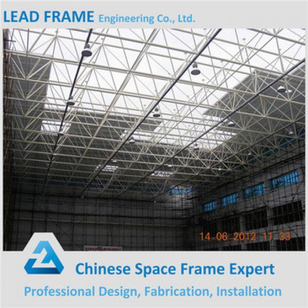 Light space frame prefabricated warehouse steel structure #1 image