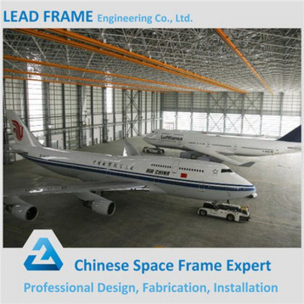 The Cost Of Building Hangar With Steel Space Truss Structure #1 image