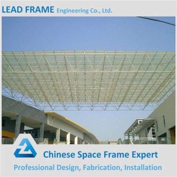 Great Space Frame Dome Carport Parts Light Steel Frame #1 image