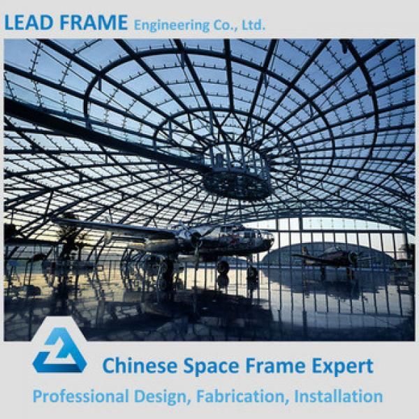 Steel Structre Large Span Airplane Hangar #1 image