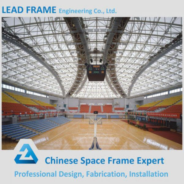 Design of Roofing Steel Truss for Stadium Roof Canopy #1 image