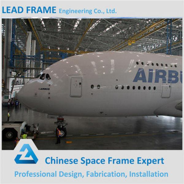 Customized Professional Space Framed Steel Hangar Project for Sale #1 image
