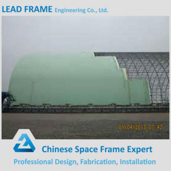 NSCP Standard Space Frame Design For Limestone Storage #1 image