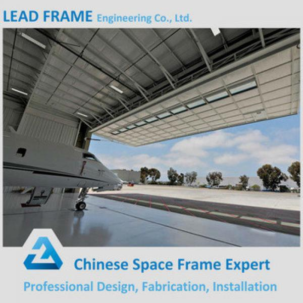 Steel Space Frame Building Construction Aircraft Hangar Tent #1 image