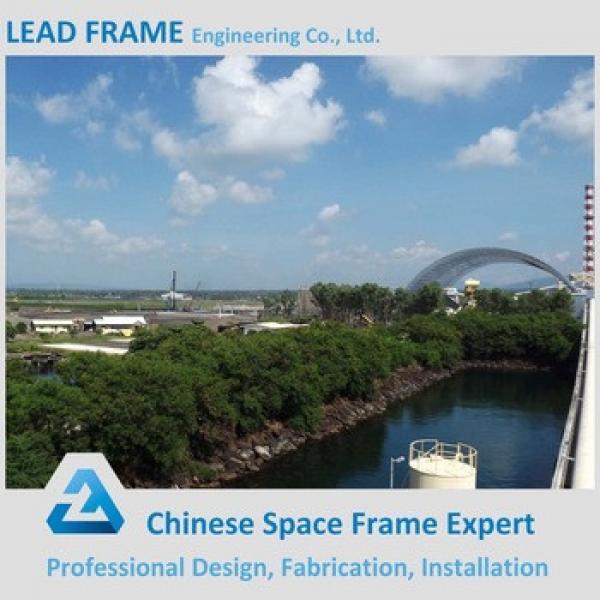 Prefabricated Warehouse Metal Frame Steel Building #1 image