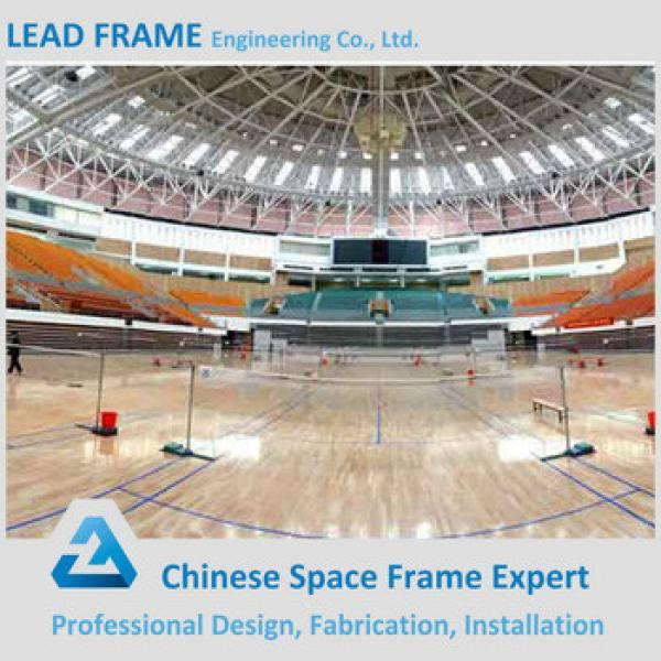 Cost-effective Professional Space Frame Steel Truss Stadium #1 image