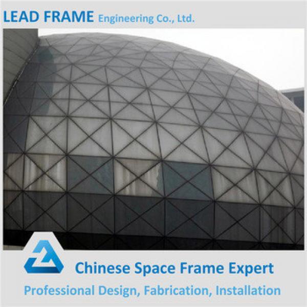 China supplier prefab gymnasium with steel framework #1 image