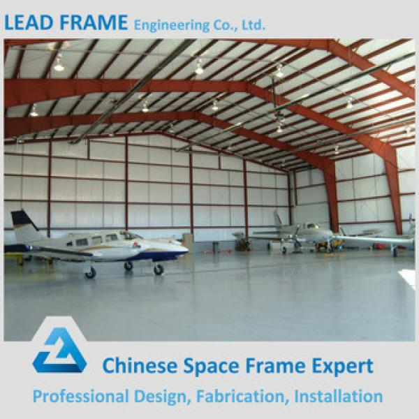 Economical prefabricated hangar for aerodrome #1 image