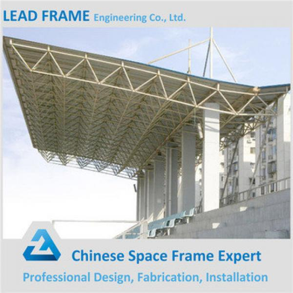 Light Weight Steel Stadium Space Frame Grandstand Roofing #1 image