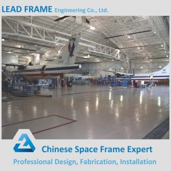 Advanced Structural Airplane Hangar #1 image