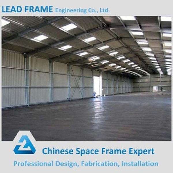 Lightweight Steel Canopy Roof Frame Structure Prefabricated Hangar #1 image