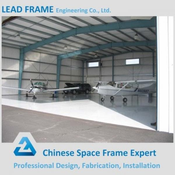 Light Steel Frame Building Construction Airplane Hangar #1 image
