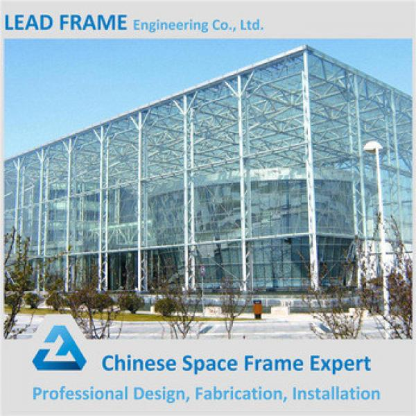 Clear span steel space frame basketball arena building #1 image