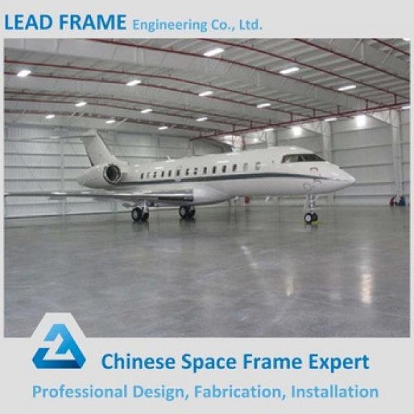 Light Deft Design Space Frame Aircraft Hangar #1 image