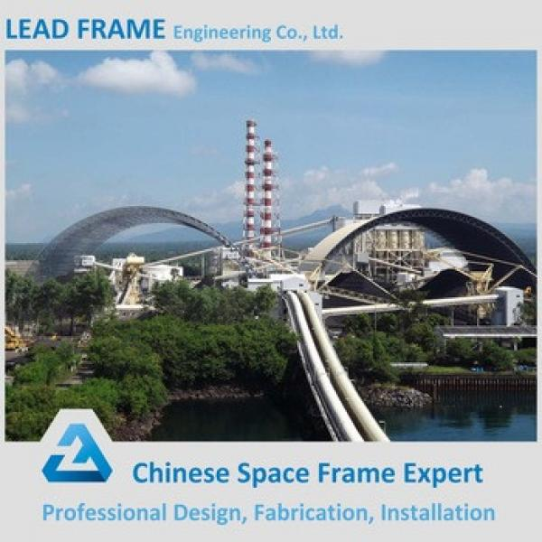 Pre Design Space Frame Coal Storage Coal Fired 100 MW Power Plant #1 image