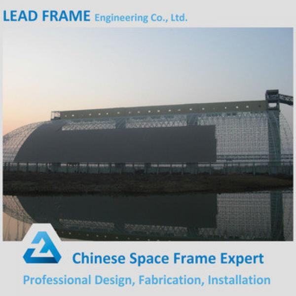 Xuzhou Lead Frame Bolt Ball Space Frame Structure Construction Drawings #1 image